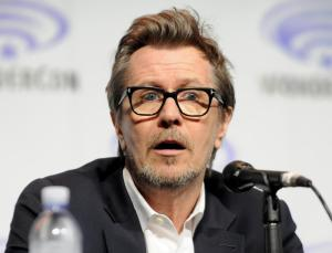 ANAHEIM, CA - APRIL 19: Actor Gary Oldman attends WonderCon Anaheim 2014 - Day 2 held at Anaheim Convention Center on April 19, 2014 in Anaheim, California. (Photo by Albert L. Ortega/Getty Images)