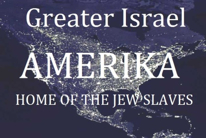 AMERICA GREATER ISRAEL
