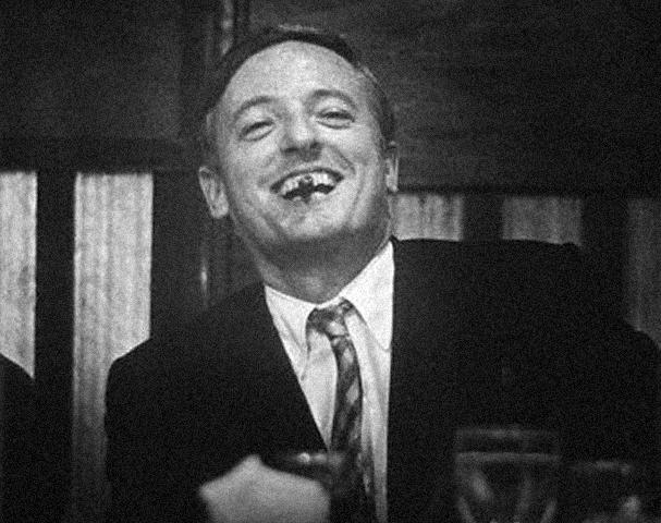 William F. Buckley Holding Book