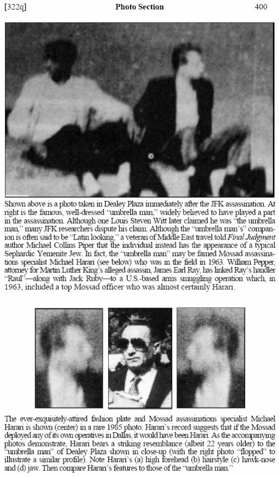 The Most Dangerous Man in the World and his connection to the JFK Assassination.