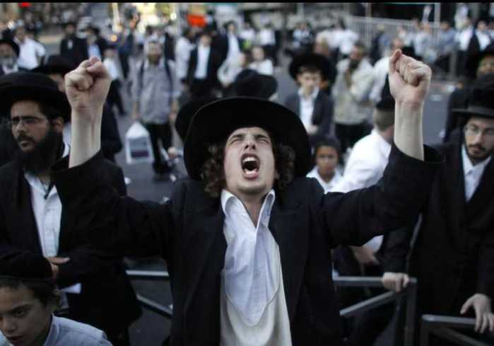 ISRAEL ORTHODOX JEWS