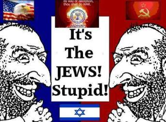 HAPPY MERCHANT  jews stupid