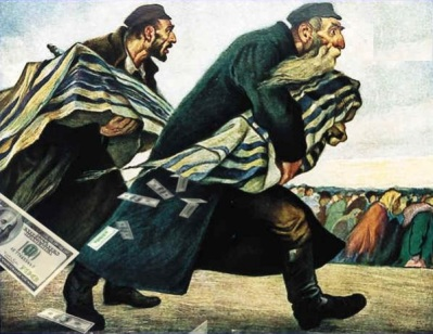 jewish thieves money