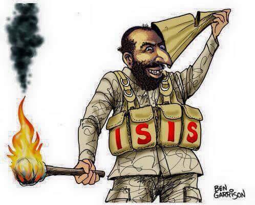 ISIS HAPPY MERCHANT
