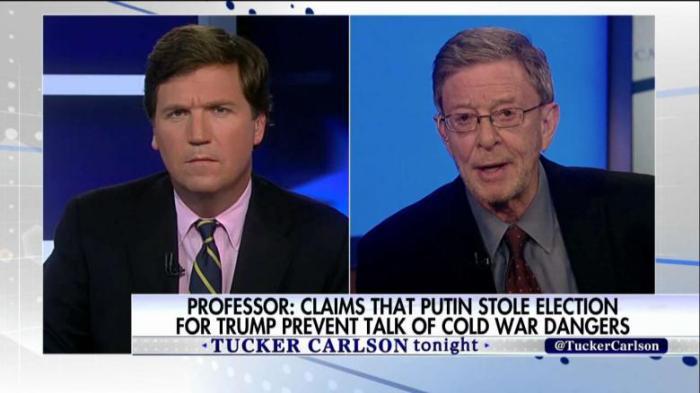 tuckercarlson and stevencohen