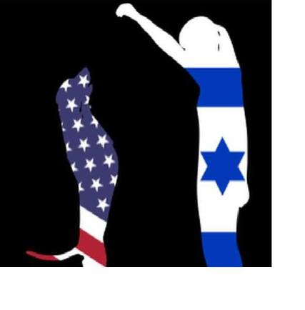 AMERICA USA ISRAEL