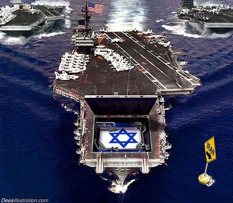 america israel iran