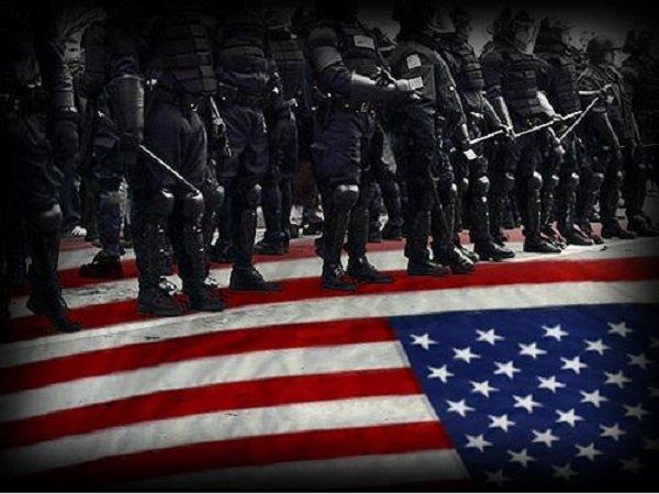 AMERICA POLICE STATE