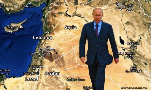 PUTIN RUSSIA MIDDLE EAST LEVANT