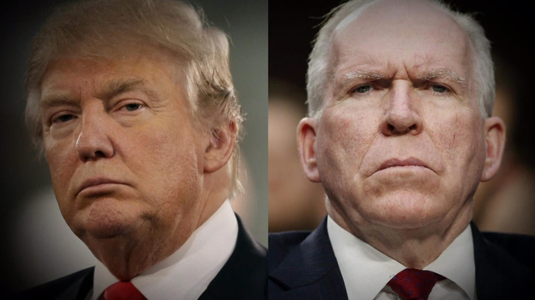Image result for the faces of the deep state brennan angry face